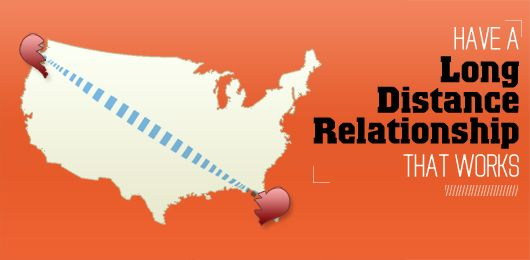 Is it worth dating someone long distance
