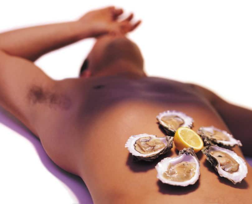 oysters aphrodisiac